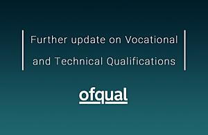 Awarding vocational and technical qualifications this summer - The Mandatory Training Group UK