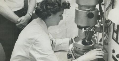 The woman who discovered the first coronavirus - The Mandatory Training Group UK -