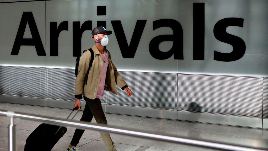 Coronavirus Travel firms oppose 14-day quarantine rules for UK arrivals - The Mandatory Training Group UK -