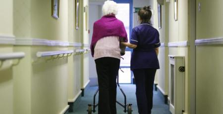 Figures show elderly patients were 'rushed' into care homes - The Mandatory Training Group UK -
