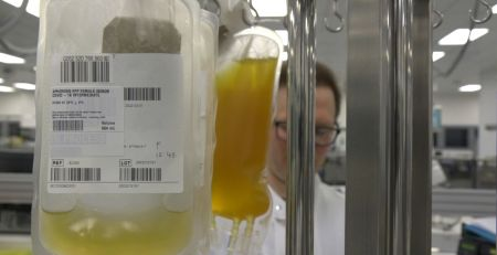 Coronavirus: 'It saved my life' - new antibody treatment could be COVID-19 lifeline