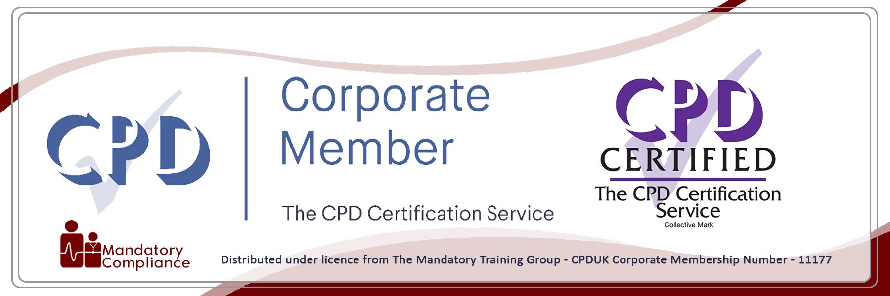 Learning Disability - Online Training Courses - Mandatory Compliance UK-