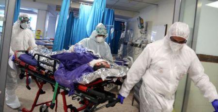 Coronavirus -Iran cover-up of deaths revealed by data leak - The Mandatory Training Group - UK