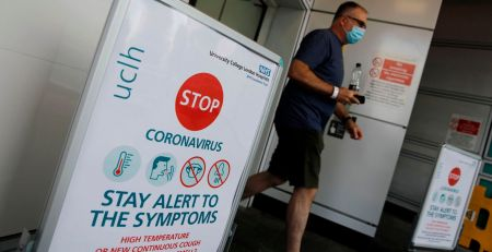 Coronavirus: Weekly COVID-19 deaths at lowest level since before lockdown, official figures show