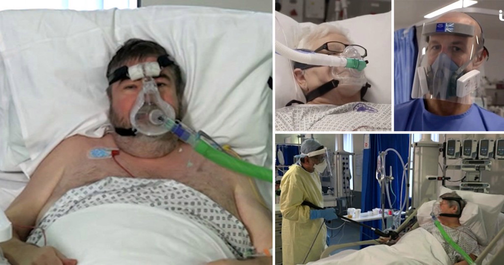 Patients struggle to breathe inside intensive care units 'already at breaking point' - The Mandatory Training Group UK -