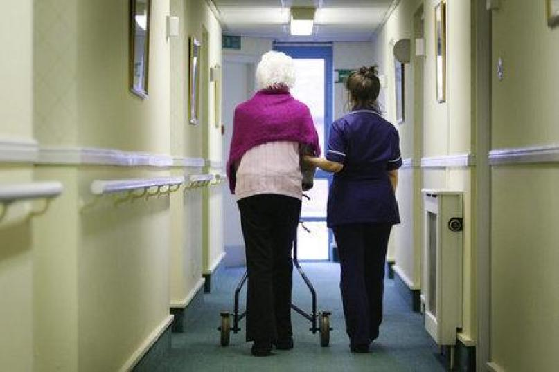 Scottish care homes breaching Covid safety and human rights - The Mandatory Training Group UK -