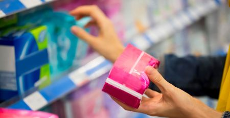 MSPs to vote on providing free sanitary products to end period poverty - The Mandatory Training Group UK -