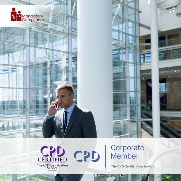 Entrepreneurial Skills – Online Training Course – CPDUK Accredited – Mandatory Compliance UK –