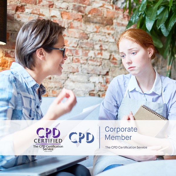 Staff Discipline and Grievance Measures – Online Training Course – CPD Accredited – Mandatory Compliance UK –