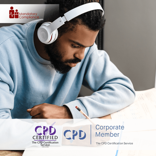 Improve Your Listening Skills – Online Training Course – CPD Accredited – Mandatory Compliance UK –