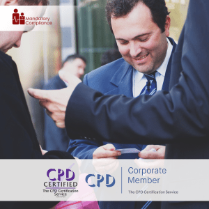 Recruitment Essentials - Online Training Course - CPD Accredited -Mandatory Compliance -