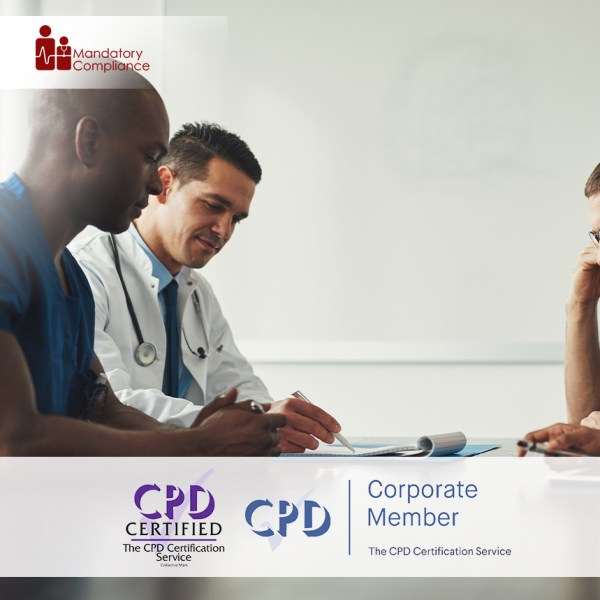 Staff Induction – Enhanced Dental CPD Course – Online Training Course – CPD Accredited – Mandatory Compliance UK –