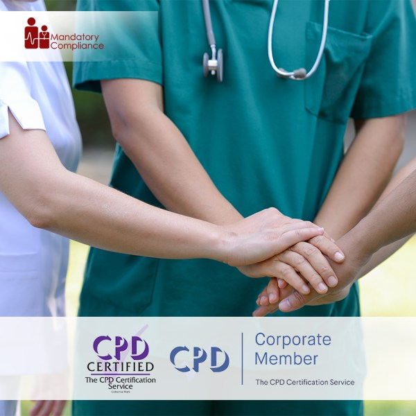 Teamwork Training – Online Training Course – CPD Accredited – Mandatory Compliance UK –