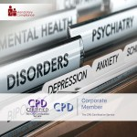 Awareness of Mental Health, Dementia and Learning Disabilities – Train the Trainer Course + Trainer Pack – Online Training Course – CPD Accredited – Mandatory Compliance UK –