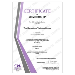 Introduction to HIPAA for MSP - Online Training Course - CPD Accredited - Mandatory Compliance UK -