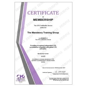 Mastering Microsoft PowerPoint 2019 - Basics - E-Learning Course - CDPUK Accredited - Mandatory Compliance UK -