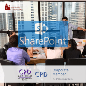 SharePoint for Site Owners - Online Training Course - CPD Accredited - Mandatory Compliance UK -