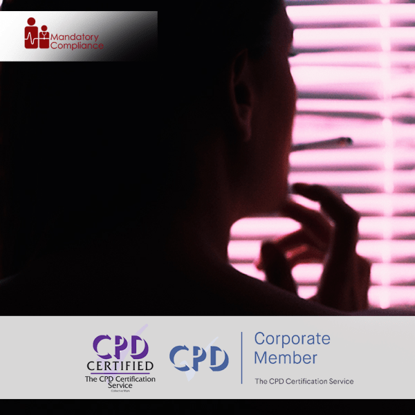 Smoking Cessation – Enhanced Dental CPD Course – Online Training Course – CPD Accredited -Mandatory Compliance –