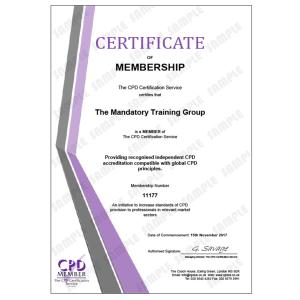 Mastering Microsoft PowerPoint 2019 - Online CPDUK Accredited Certificate - Mandatory Compliance UK -