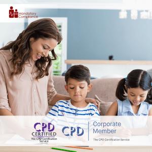 Designated Safeguarding Children Lead Training Programme - Online Training Package - CPDUK Accredited - The Mandatory Compliance UK -
