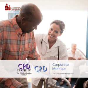 Falls Assessment and Management in Care Homes - Level 2 - Online Training Course - CPD Accredited - Mandatory Compliance UK -