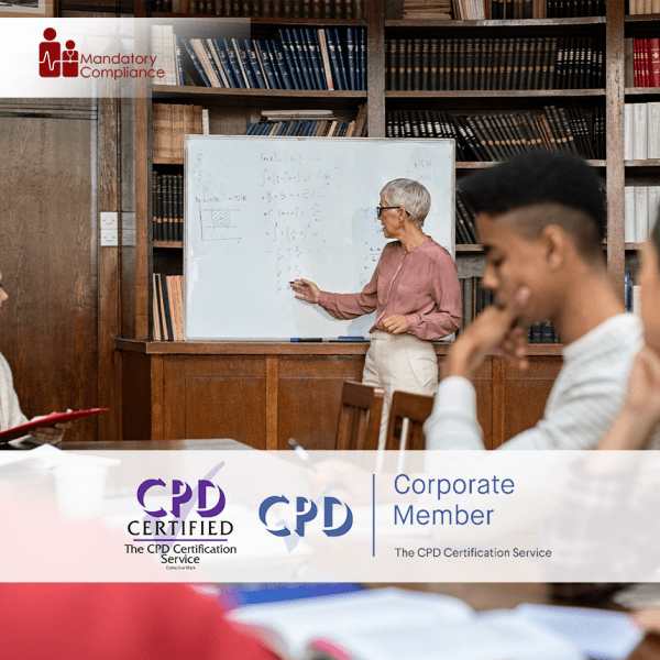 Understanding and Using Inclusive Teaching and Learning Approaches in Education and Training – Level 3 – Online Training Course – CPD Accredited – Mandatory Compliance UK –