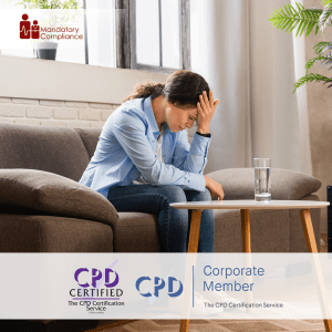 Understand Different Mental Health Conditions - Mandatory Compliance UK -