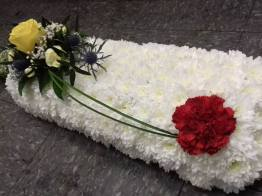 Special funeral tribute