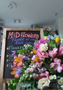 M and D Flowers
