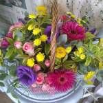 A lovely Flower basket