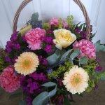 Delightful Flower basket