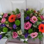 Amazing Flower basket