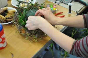Easter Flowers Workshop