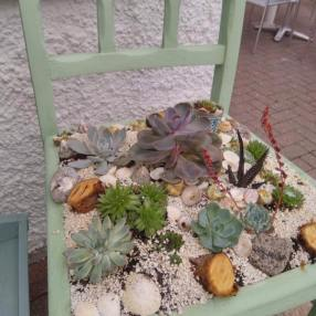 Plant chair
