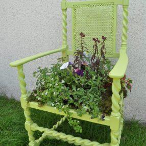 Dousland flowers - Plant Chair