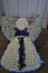 Angel special funeral tribute