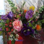 Autumn Flower Box