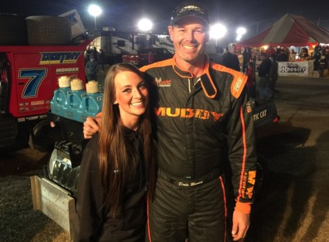 SHE'S BACK; MANDEE PAUCH READY FOR ANOTHER WEEK IN FLORIDA – DTD EXCLUSIVE