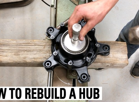 How To Rebuild A Hub