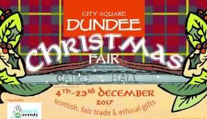 Dundee Ethical Christmas Fair