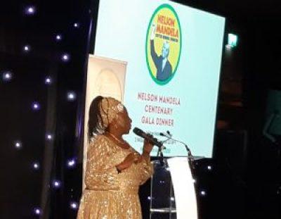 The wonderful Marah Louw sings for http://www.mandelascottishmemorial.org