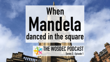 When Mandela Danced in the Square