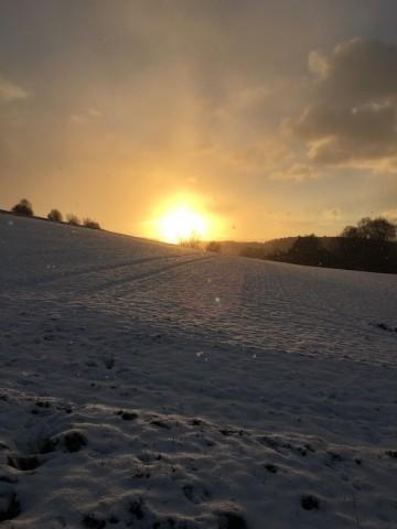 Schneewochenende