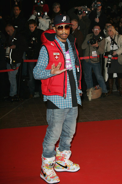 Pharrell Williams Nike Snowboarding X Arbito Zoom