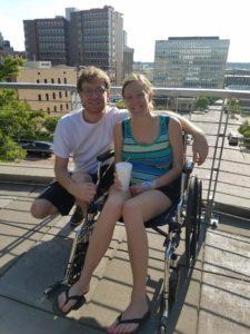 wheelchair privileges