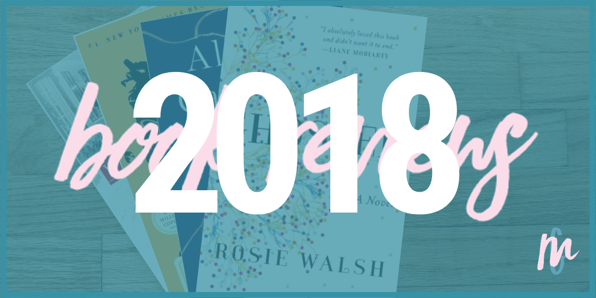 2018 in Books