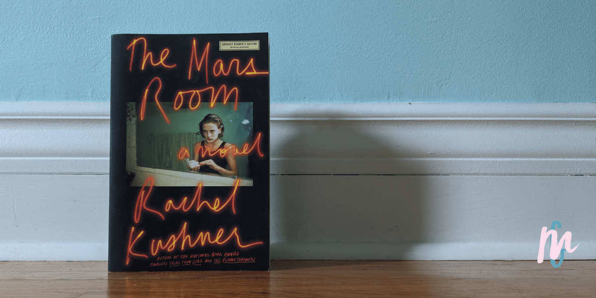 Book Review – The Mars Room