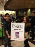 Mar. 28th, 2015- Barnes & Noble Signing