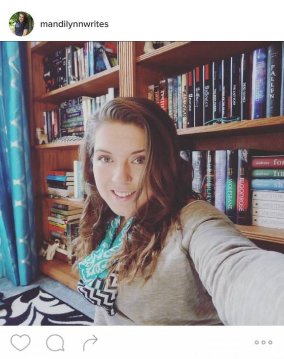 #IWriteBecause reedsy author novel
