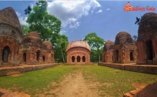 11 shiv temple